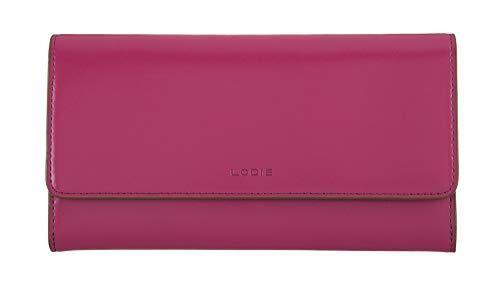 Lodis Accessories Women's Audrey Under Lock & Key RFID Luna Clutch Wallet Berry/Avocado One - Wallet Lodis Accessories