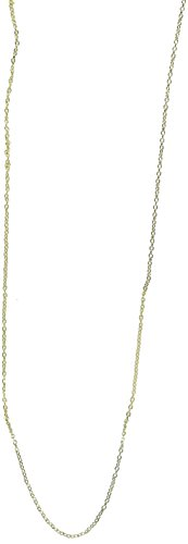 Blue Moon Fine Cable Chain, 100-inches, 1/Pkg, Gold