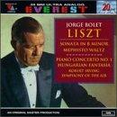 (Liszt: Piano Sonata in B Minor / Mephisto Waltz / Piano Concerto No. 1 / Hungarian Fantasia)