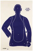 (Champion Traps and Targets, Police Silhouette Target B21E (Per 100))