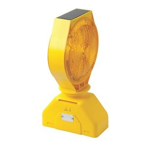 Solar Barricade Light, LED, 7-1/2''