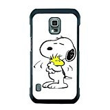 Samsung Galaxy S5 Active Case - Funny Cartoon Snoopy Cell Phone Case Cover for Samsung Galaxy S5 (Snoopy S5 Case)