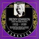 Freddy Johnson 1933 1939