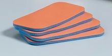 2 in. x4-1/4 in. Sam splint- finger- reusable- waterproof- 10 per pack