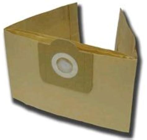 Paquete de 10 bolsas para aspiradora de papel Parkside Lidl ...