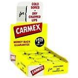 Carmex Cold Sore Ointment Jar 12x.25oz