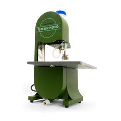 (Studio Pro Precision 2000 Wet/Dry Bandsaw with Diamond and Wood Blades)