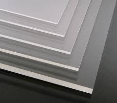 [해외]화이트 플렉시 유리 아크릴 시트 - # 2447 1/4 THICK/White Plexiglass Acrylic Sheet - #2447 1/4  THICK
