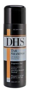 DHS Tar Shampoo 8 Oz (3 Pack)