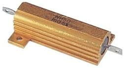 50W VISHAY DALE RH0505R000FC02 Resistor 1/% WIREWOUND 5 OHM