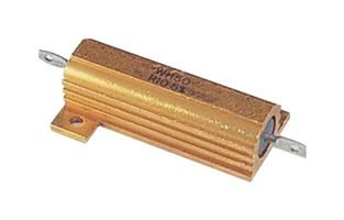 25 Items Res Wirewound 2515 22 Ohm 1/% 1W /±50ppm///°C J-Lead SMD Automotive T//R WSC251522R00FEB