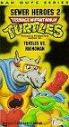 Teenage Mutant Ninja Turtles - The Bad Guy Series Turtles Vs. Rhinoman / Blast From the Past [VHS]