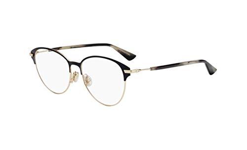 Authentic Christian Dior Essence 14 0FT3 Grey Gold Eyeglasses