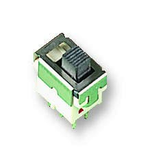 ES21MCBE - Slide Switch, ES Series, SPST, Vertical, Through Hole, 100 mA, 20 V RoHS Compliant: Yes (Pack of 5) (ES21MCBE) by C & K COMPONENTS