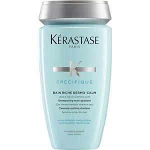 Kerastase Specifique Bain Riche Dermo-Calm Shampoo Unisex Shampoo by Kerastase, 34 Ounce