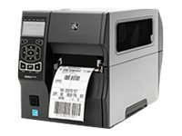 - Zebra Technologies ZT41043-T110000Z Series ZT410 Direct Thermal/Thermal Transfer Industrial Printer, 300 DPI, 4
