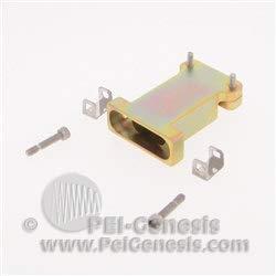 DA Aluminium Body D Sub Backshell Micro Min Series
