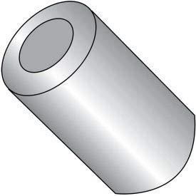 #10 x 1 One Half Round Spacer Aluminum - Pkg of 1000 (501610RSA)