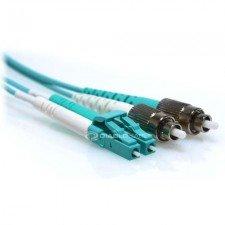 12m LC/FC 40/100GB Duplex 50/125 Multimode OM4 Fib...