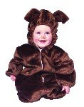Little Baby Kitty Costume (RG Little Kitty Bunting Baby Costume)