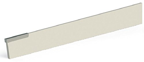 Micro 100 CR-109 Brazed Tool Right Hand Cut Off Blade ''Style CR'', 6'' Length, 1/8'' Width, 13/16'' Height by Micro 100