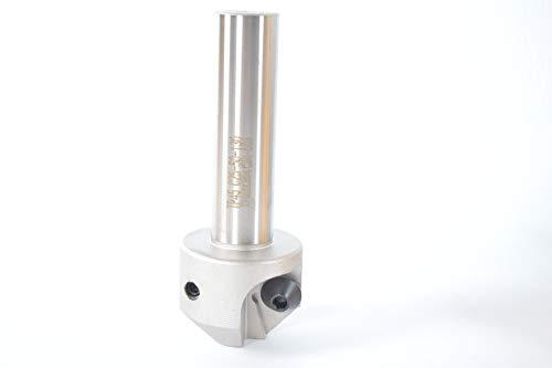 Bits C32 - Maslin 45 Degree 24mm-50mm CNC Chamfering Drill Tool Holder TP45 C32-50-130 for TC/TPKN 2204