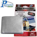 Stainless Steel Security Wallet