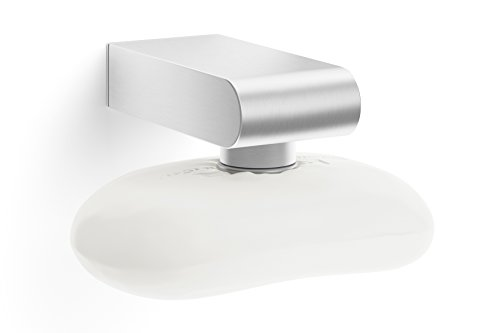 Zack Stainless Steel ATORE Magnetic Soap Holder, 1.58