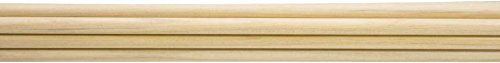 Rose City Archery Port Orford Cedar Bare Premium Shafts for 40-45-Pound Spine (12-Pack), 5/16-Inch Diameter/32-Inch Length