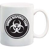 ZOMBIE RESPONSE TEAM Mug Cup - 11 ounces