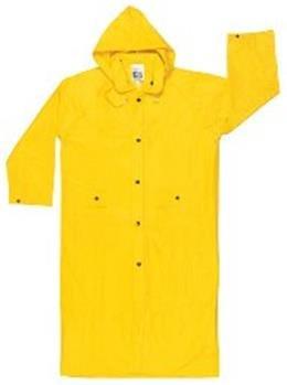 Raincoat 49in Yellow sz 4X (5 Pack)