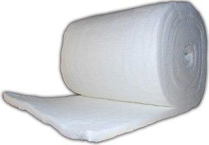 Ceramic Fibre Blanket 25mm for Kiln Furnace Forge - VITCAS