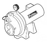 Flotec FP4332 Pump, Thermo-Plastic Convertible Jet Pump -...