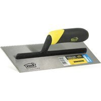 - 1/8x1/8x1/16 V Notch Trowel