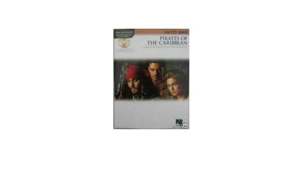 Piratas del Caribe para Saxo Tenor Sax: Amazon.es: Instrumentos ...