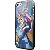 [Sailor Moon and Bat Women Selfie for Iphone and Samsung Galaxy Case (iPhone 5/5s black)] (Female Tv Characters Costumes)