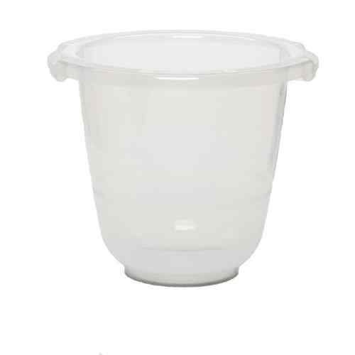 Bathing Bucket Tummy Tub, Transparent by DomoVital by DomoVital