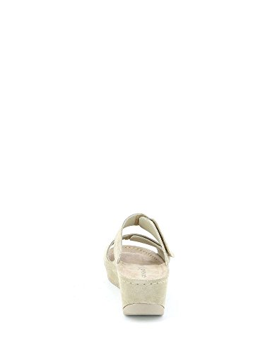 Beige Pantoufle CI1309 Grunland Femme 59REGI SzIqqf