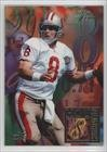 Flair Hot Numbers (Steve Young (Football Card) 1994 Fleer Ultra - Flair Hot Numbers #15)