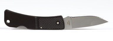 Gerber Pocket Knife Black 2.75 In. Blade Length 2.75 In. Blade Length