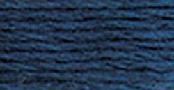 Blue Embroidery Floss - Bulk Buy: DMC Thread Six Strand Embroidery Cotton 8.7 Yards Medium Navy Blue 117-311 (12-Pack)
