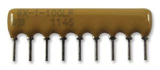 RESISTOR NETWORK, 470R 4609X-101-471LF Pack of 5 By BOURNS BPSRE04771-4609X-101-471LF