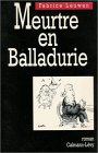 Meurtre en Balladurie par Leuwen