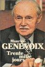 Trente mille jours par Genevoix