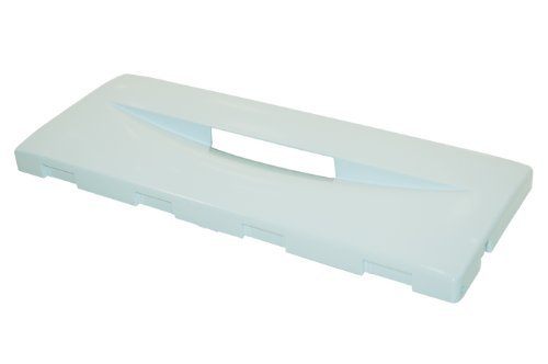 Ariston Refrigerator Drawers (Hotpoint Ariston Indesit Fridge Freezer Drawer Front White. Genuine Part Number C00086425)