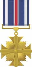 Cross Distinguished Flying (MilitaryBest Distinguished Flying Cross Medal Decal)
