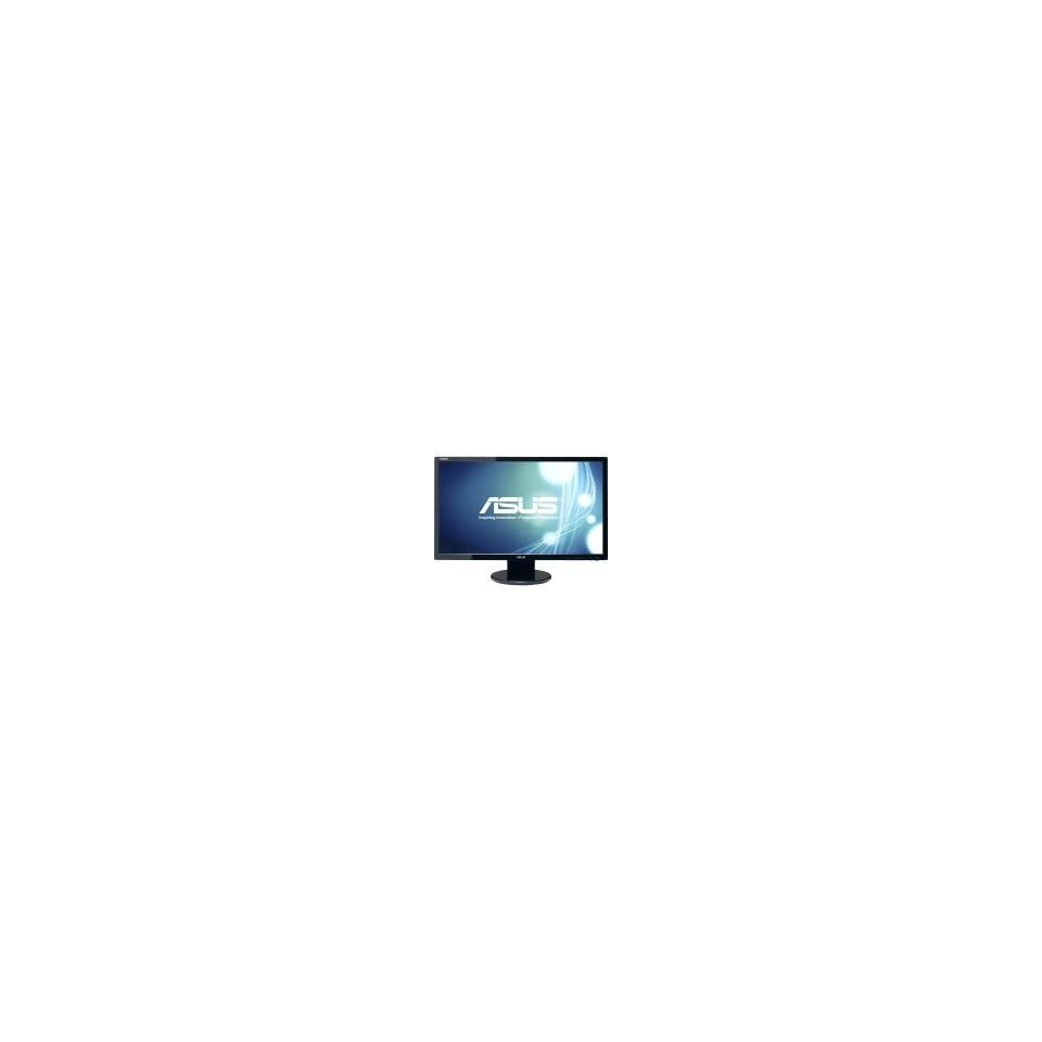 Asus VE247H 23.6 LED LCD Monitor   169   2 ms   Adjustable Display Angle   1920 x 1080   16.7 Million Colors   300 Nit   100000001   Speakers   DVI   HDMI   VGA   Black   Energy Star 5.0 J Moss