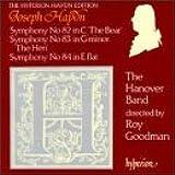 Haydn: Symphonies No. 82-84