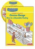 Fisher Price Read With Me - Curious George