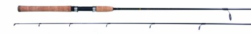 Contour Fast Taper Graphite 7-Feet Spinning Rod with Cork Grips, 8-17-Pound